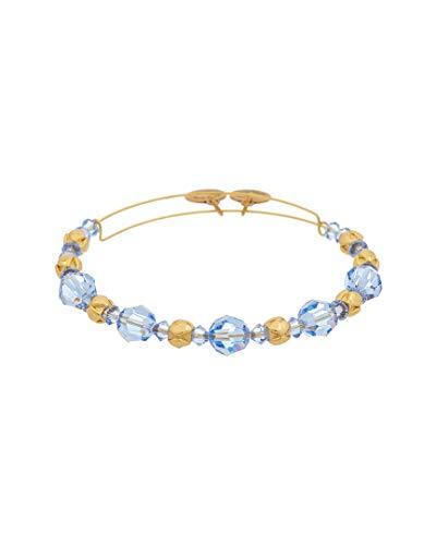 Alex and Ani Compass Bracelet, Set of 2 Rafaelian Gold One Size