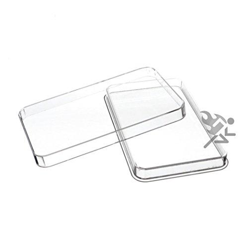 10oz silver bar display case - 1