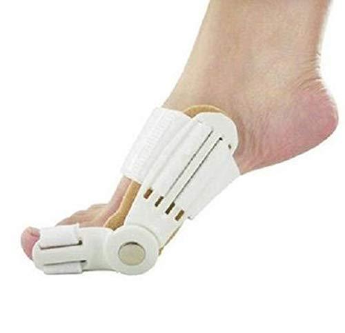 Nueva órtesis de hallux valgus, prótesis de pie grandes, alivio del dolor en el pie, cuidado de los pies, corrección de los huesos, uñas delanteras, día y noche, uso, férula