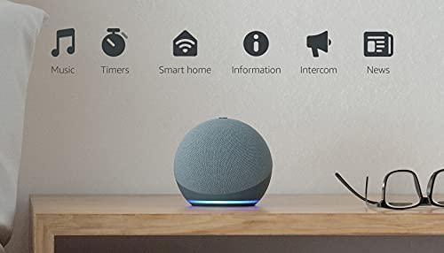 Echo Dot (4th Gen)   Smart speaker with Alexa  ...