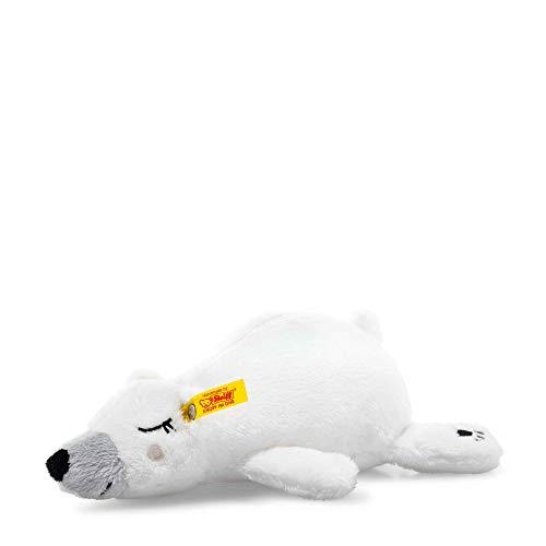 Steiff 241253 Soft Cuddly Friends Iggy Eisbär, weiß
