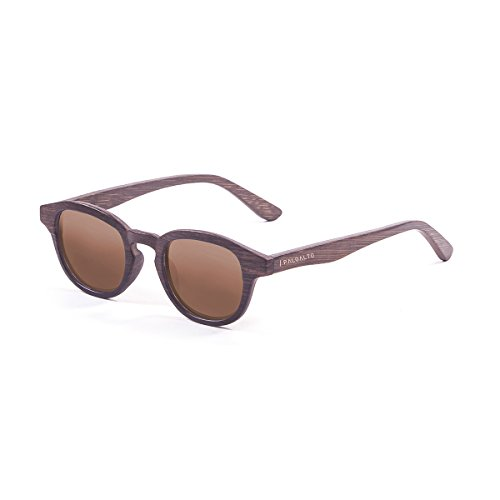 Paloalto Sunglasses Laguna Beach Gafas de Sol Unisex, Wood Brown