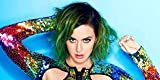 24x7 Poster Katy Perry American Sänger Songwriter 30,5 x