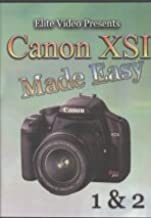 Canon XSi / 450D Made Easy (TWO tutorial DVD set) by Elite Video
