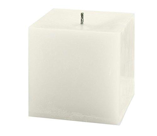Finca Kerzen 13x13x12 cm Outdoor Nr. 009 Elfenbein Engels Kerzen