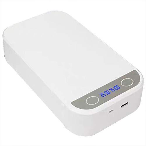 Generichaoge Sterilization Box USB Charging Multi-Functional UV Killer Black
