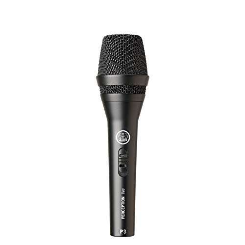 AKG P3s Professional Dynamic Live Vocal Microphone