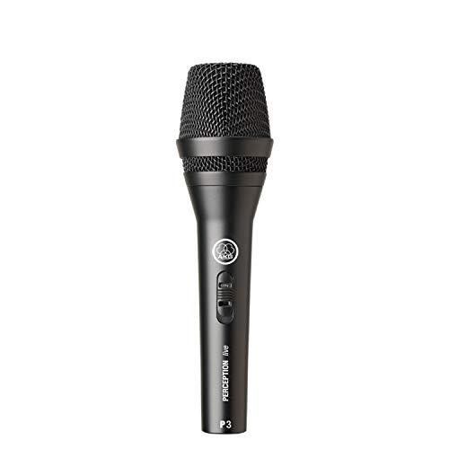 AKG P3S 3100H00140 Microfono dinamico
