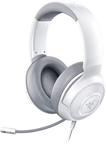 Razer Kraken X - Mercury White Gaming headset 3.5mm lightweight PS... from Japan | eBay