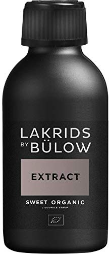 LAKRIDS BY BÜLOW - EXTRACT - Sweet - 170g - Bio Lakritz-Sirup Süß
