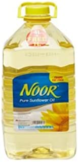 Noor 5 Liters Sunflower Oil