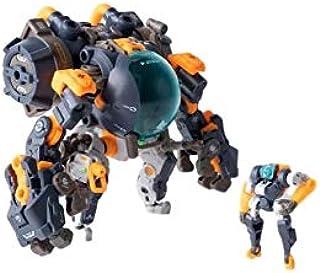 核誠治造 地獄の戦士 塗装済み 完成品 ROBOT BUTLD RB-17 おもちゃ 可動フィギュア 第17弾 [並行輸入品]