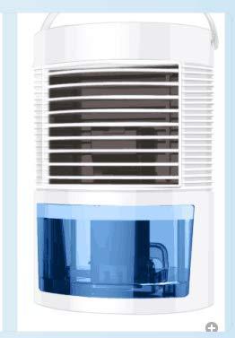 Cake Arctic Air Portable Personal Evaporative Cooler