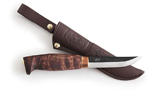 Ahti Metsapuukko Carbon Steel Scandinavian Knife from Finland