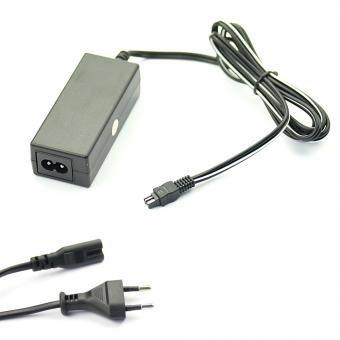 subtel® Fuente alimentación para Sony FDR-AX53 -AX100 PXW-Z90 HXR-NX80 DSC-HX1 -HX100V -HX200V NEX-VG30 -VG20 -VG10 HDR-CX900 -CX220 -CX190 DCR-SR68 PXW-Z90V, AC-L20 AC-L200 Cable Corriente Cargador