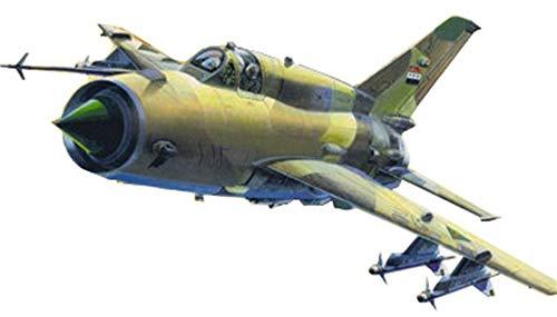 セマー 1/72 ロシア軍 ミグMiG-21MF フィッシュベッドJ戦闘機 プラモデル SME72924