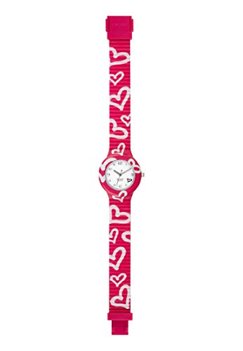 Hip Hop Watches - Orologio da Donna Hip Hop Fucsia HWU0906 -...