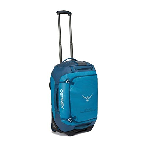 Osprey Rolling Transporter 40 Travel Luggage, Blue, One Size