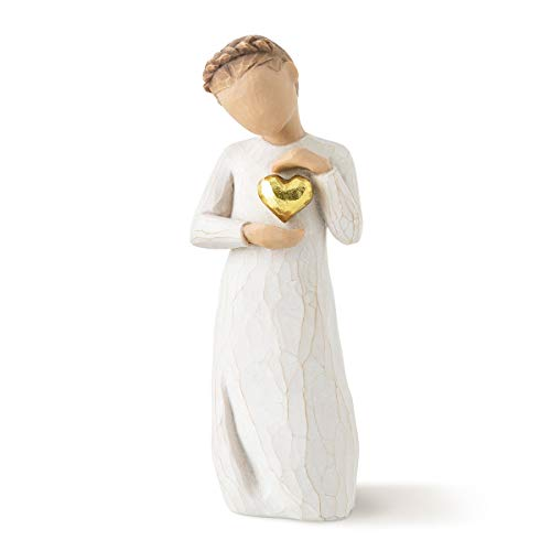 Willow Tree 26132 Figur Keepsake - Zum Andenken, 2,5 x 2,5 x 14 cm