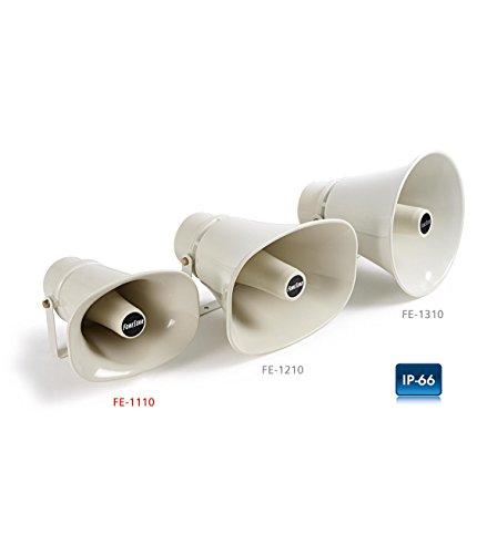 ALTAVOZ EXPONENCIAL FONESTAR FE-1110 15W-MAX 8-OHMS IP66