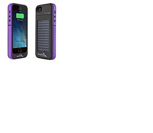 EnerPlex(R) - Surfr tapa trasera con cargador solar de emergencia para iPhone...