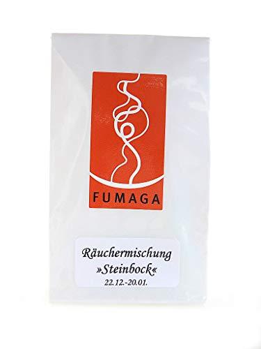 Fumaga - Räuchermischung für Sternzeichen Steinbock