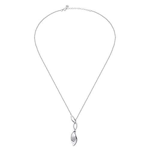 Morellato Collana da donna, Collezione Foglia, in argento 925 - SAKH27