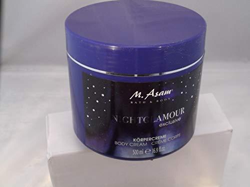 M.Asam Night Glamour Körpercreme 500 ml