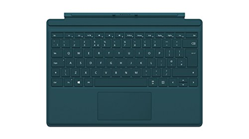 Microsoft Surface Pro 4 Type Keyboard- compatible with Surface Pro -Teal