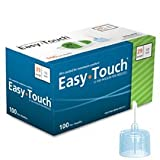 EasyTouch Pen Needle - 29G 1/2 - BX 100 by Easy Touch