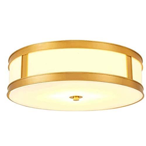 SPNEC Elegante y Simple Ambiente Moderno Estilo Europeo de Cobre de la lámpara de Techo de la Sala Dormitorio Estudio bellamente Decorada con iluminación