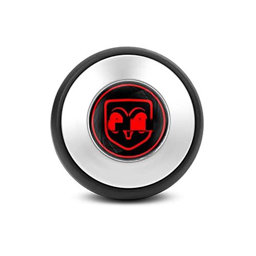 HeiXuanFeng 1 UNIDS Ayuda Ayuda Manila TRUCHO DE Bola DE Potencia Viaje Rueda Spinner Spinner Spinner Hander/Ajuste para -Dodge RAM 1500 Cargador Challenger Durango JOU / (Color : Dodge)