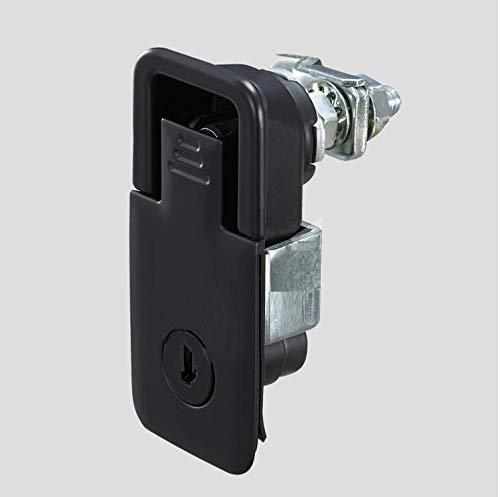 MS726-1D-21B, Lift Turn Compression Latch, Locking