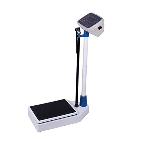 Height and weight scale,Physician Scale with Height Gauge,LED Display,Smart...