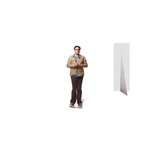 Star cutouts - Stsc619 - Figurine Géante CTN Dr L. Hofstadter - The Big Bang Theory