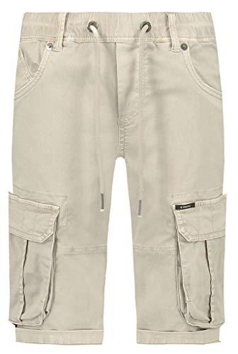 Garcia Jeans Jungen Cargoshorts Regular Fit beige (120) 146