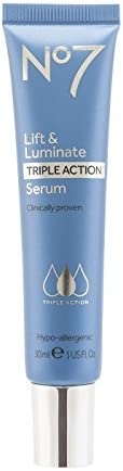 No7 Lift & Luminate Triple Action Serum (100ml)