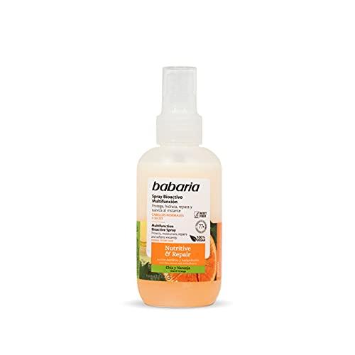 Babaria, Acondicionador Spray Bioactivo Multifunción, Nutritive&Repair , 150 ml