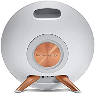 Harman Kardon Onyx Studio 3 Wireless Speaker and built-in microphone, White- ONYXSTUDIO2WHTUS