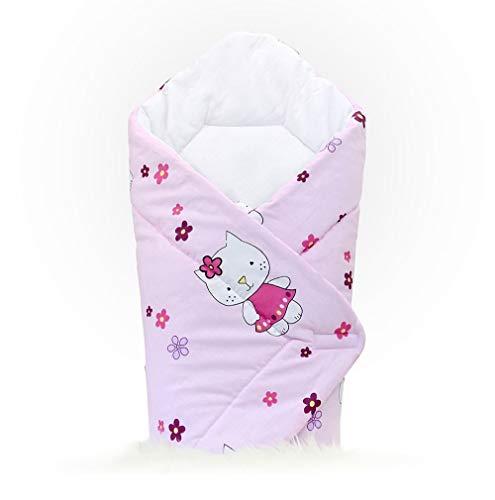 Baby Wickeln Wickel Neugeborene Kind Bettwäsche Decke Baumwolle Schlafsack Baumwolle Wickel - Hello Kitty