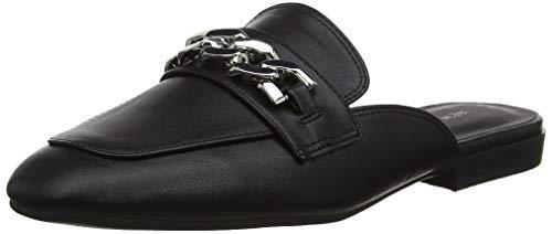 New Look Khain, Zapatos de tacón con Punta Cerrada Mujer, Negro (Black 1), 37 EU