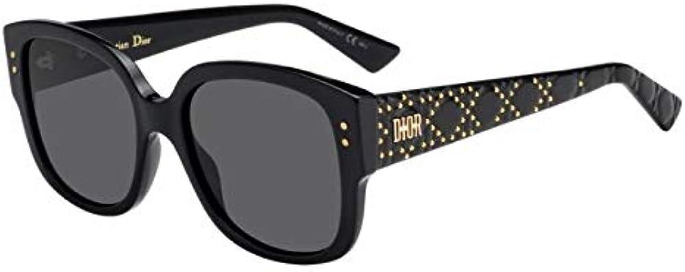Dior donne christian, occhiali da sole per donna LadyDiorStuds2