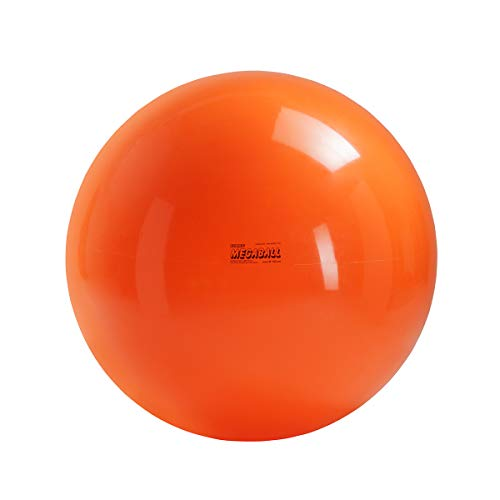 GYMNIC Mega Gymnastikball Orange orange Diamètre 150 cm