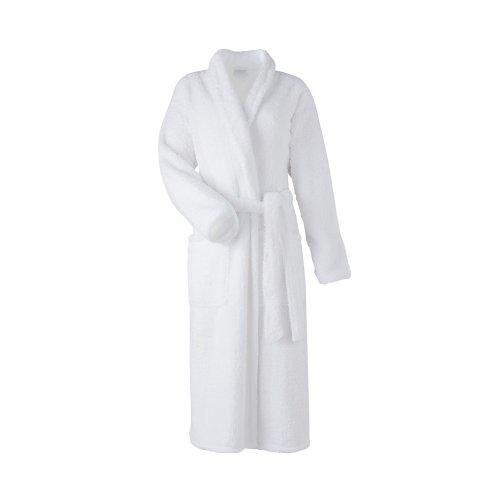 Tradition des vosges Peignoir Microfibre Adulte XL Blanc