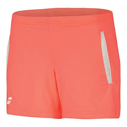 Babolat - Tennis-Shorts für Damen in orange, Größe OS