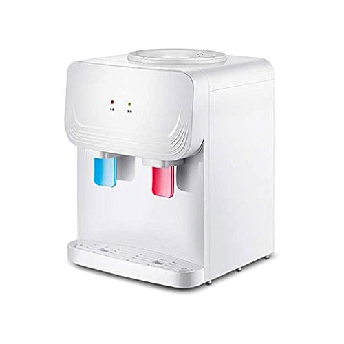 Dispensador de Agua de Escritorio-Mini hogar, Dormitorio frío y Caliente, pequeño dispensador de Agua de Escritorio