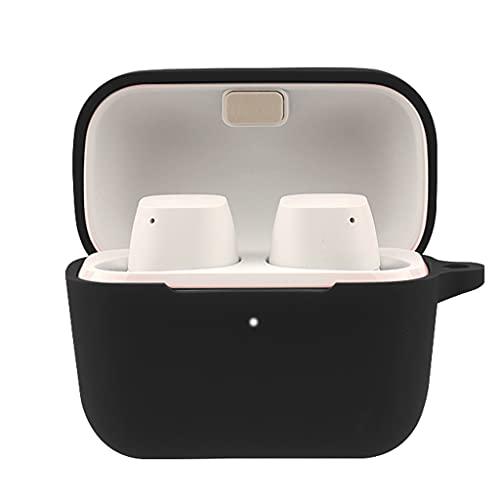 AniYY Compatible con Sennheiser-CX Verdadero auricular inalámbrico lavable funda protectora ligera impermeable funda de sílice