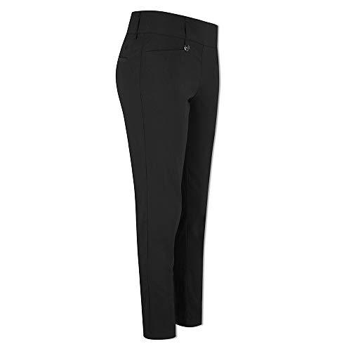 Callaway CGBF9021 Pantalon Largo de Golf para Mujer, Negro M32-M32