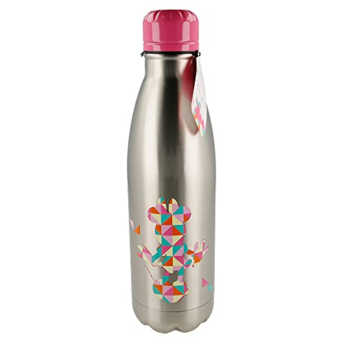 Stor   Minnie Mouse -Disney   Botella de Agua Acero Inoxidable 780 ml - Botella Reutilizable Libre de BPA