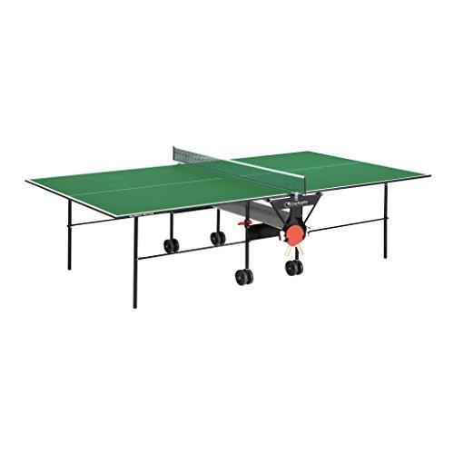 Tavolo da ping-pong, per l'allenamento in interni